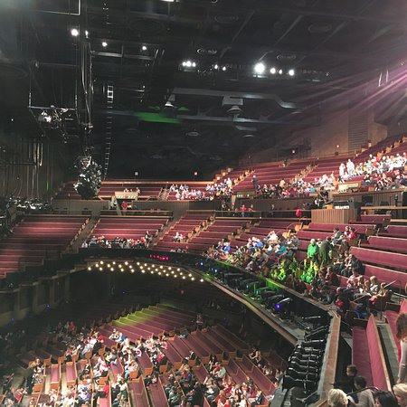 Grand Ole Opry Backstage Tour Photos