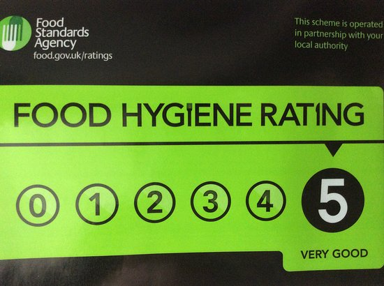 Leighton Buzzard, UK: Food Hygiene Rating
