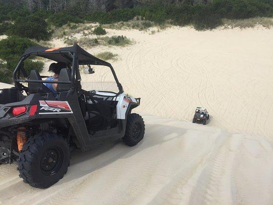 Strahan, Australia: Henty Dunes