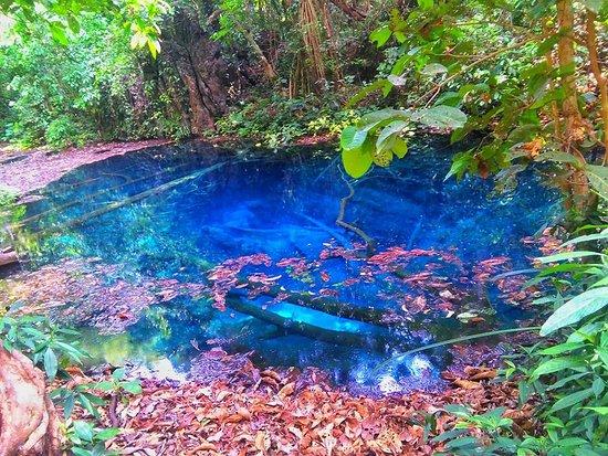 Kalaw, พม่า: Blue Pond in Ywar Ngan