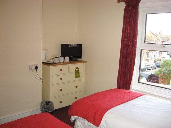 Interconnecting Hotel Rooms Eastbourne