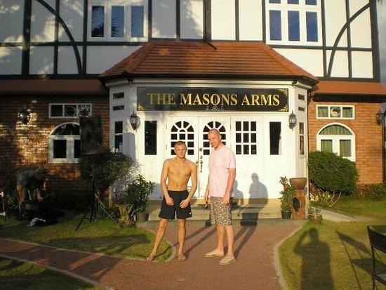 The Mason's Arms: photo0.jpg