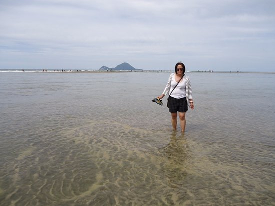 thorton beach whakatane new zealand