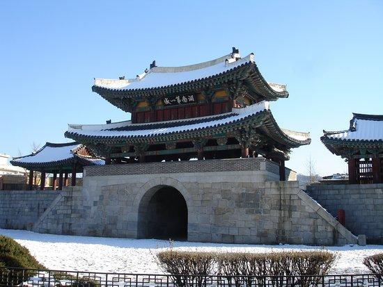 Jeonju, South Korea: 豊南門