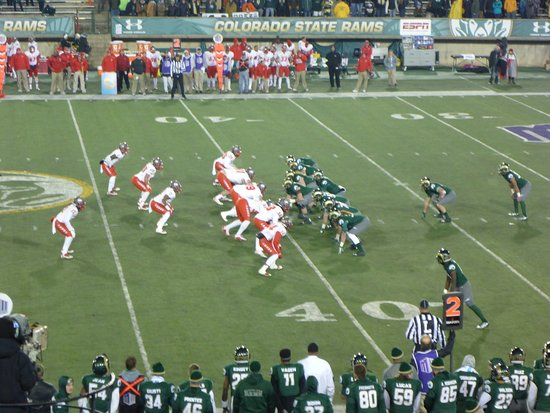 Fort Collins, CO: New Mexico Offense
