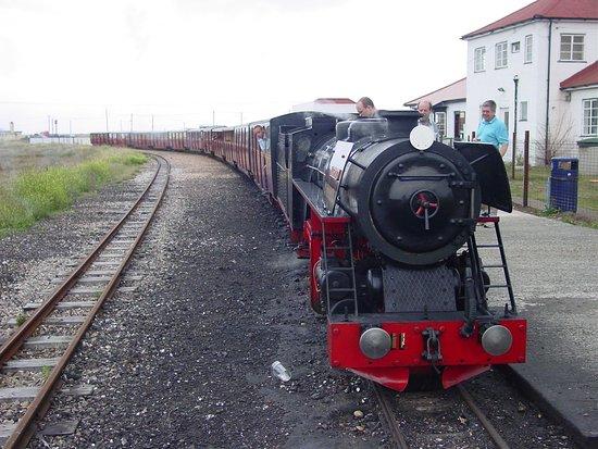 Romney, Hythe and Dymchurch Railway: 長い編成