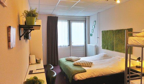Pieterburen, Países Bajos: Hotel Waddenweelde - Familiekamer