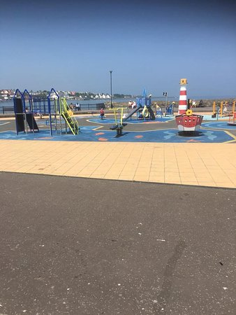 Donaghadee, UK: Our wee Park @ The Captains