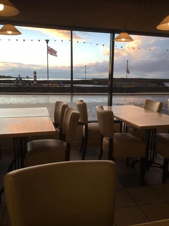 Donaghadee, UK: View @ The Captains