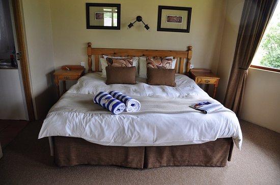 uKhahlamba-Drakensberg Park, جنوب أفريقيا: Main bedroom