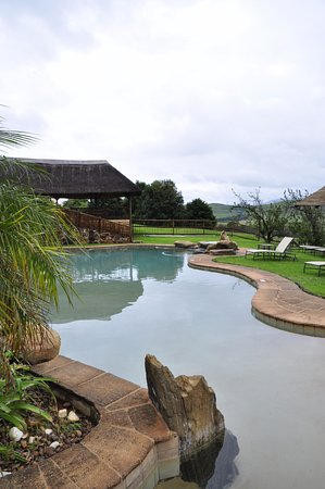 uKhahlamba-Drakensberg Park, South Africa: Pool area