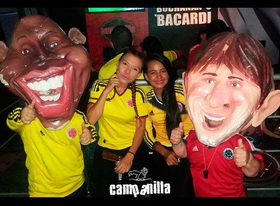 Campanilla Bar