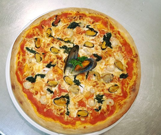 Hatzenbuehl, Alemania: Die Beste Pizzeria