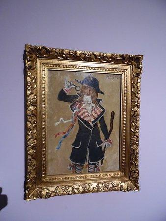 Lier, بلجيكا: Painting by Jan van Beers.