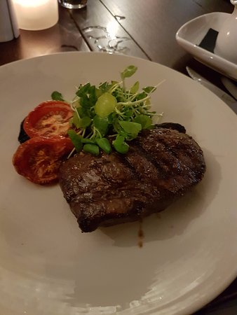 Abberley, UK: Steak to die for