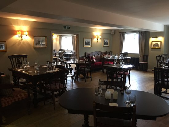 Abberley, UK: Restaurant