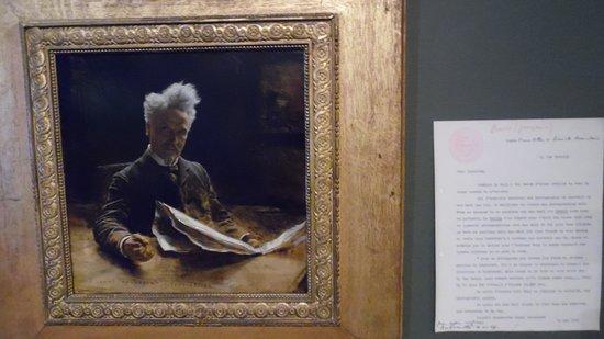 Lier, بلجيكا: Another painting by Jan van Beers.