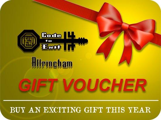 Altrincham, UK : Gift Voucher