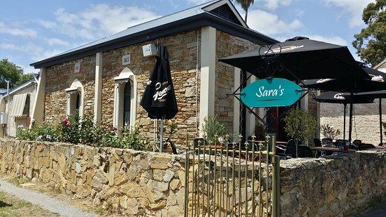Willunga, Australia: Sara's