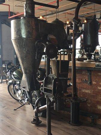 Centurion, Sudáfrica: Industrial Coffee Works