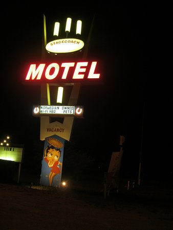Stagecoach 66 Motel