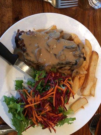 Wanneroo, Australië: Porterhouse Steak