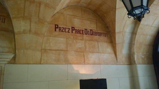 Osiecznica, Polen: Zamek Kliczków zimą