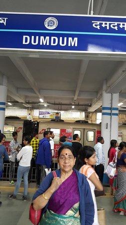 Metro Railway : Return journey from here