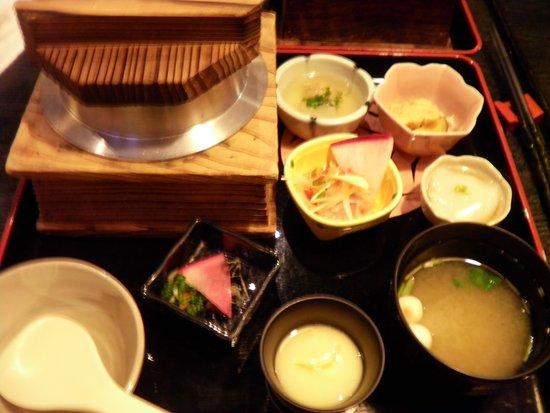 Kakamigahara, Japan: いろいろな食材が楽しめます。