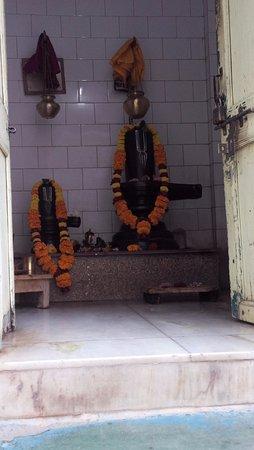 Yoga Peeth: Shrine - Lord Shiva