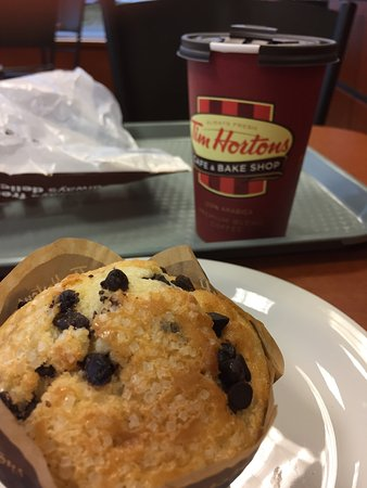 Waverly, OH: Chocolate Chip Muffin