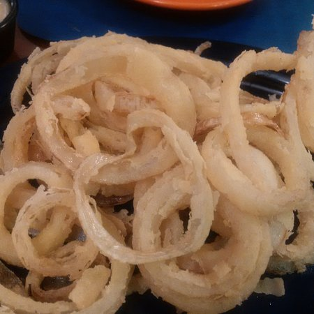 Middleboro, MA : GF onion rings