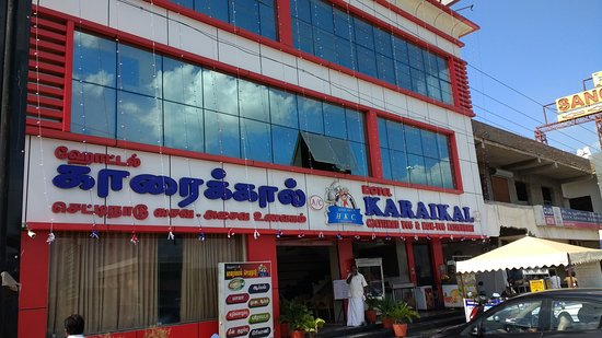 Best Veg Restaurants In Trichy