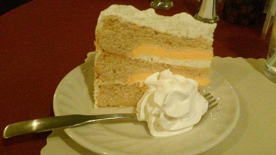 Boyertown, Πενσυλβάνια: creamscicle cake