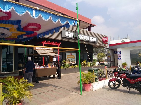Krishnagiri, India: CCD Near by to Refresh!!!