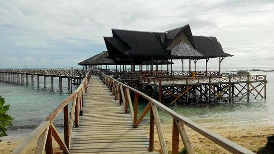Sagana Resort: cloud 9