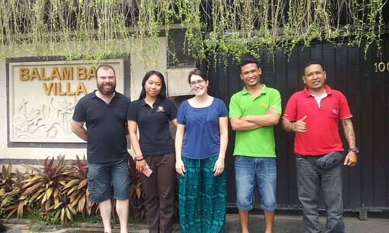 Balam Bali Villa Photo