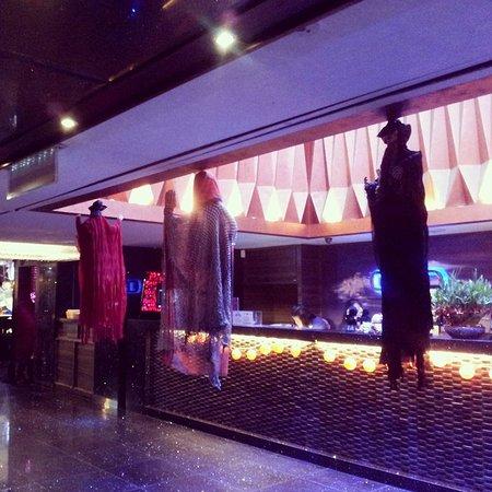 The reception - Picture of CEO Karaoke, Kuala Lumpur