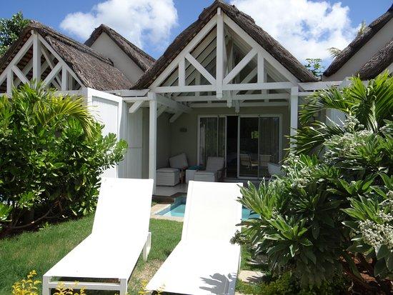Suite mit Mini-Garten, Mini-Pool und Terrasse - Bild von ...