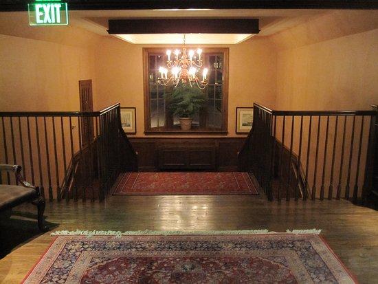 Kohler, WI: Main staircase