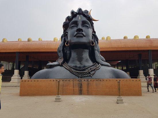 Dhyanalinga Temple: ISHA