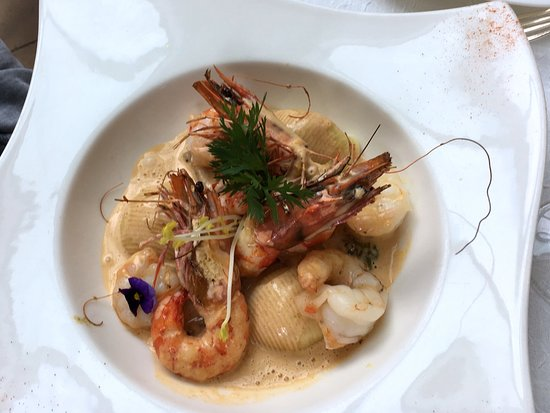 Ferney-Voltaire, Francia: Gambas