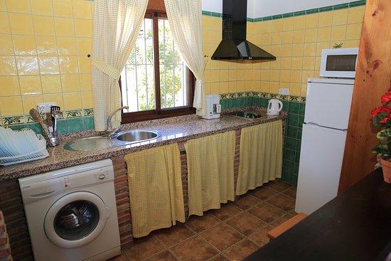 Vinuela, สเปน: Cocina