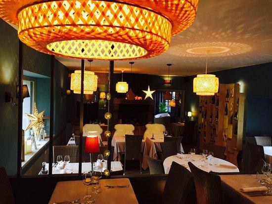 Les Bruyeres Restaurant Gouvets France
