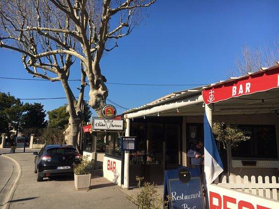 Graveson, Frankrig: お店概観
