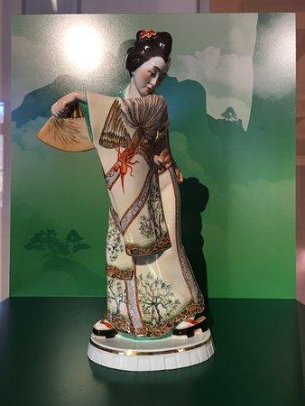 Meissen, Germany: 日本人形