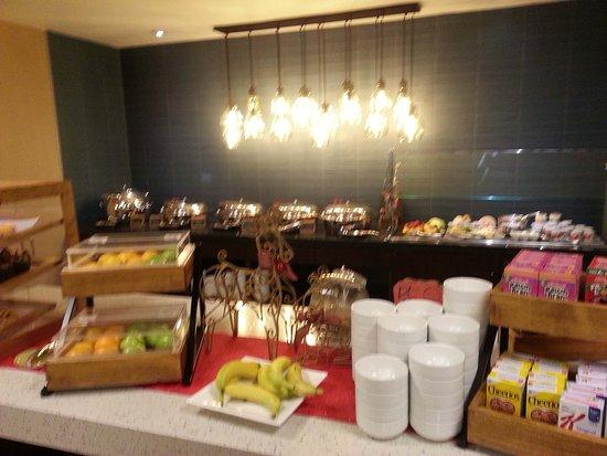 Campbell, CA: Frühstücksbuffet