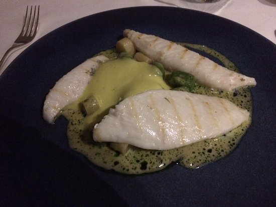 Chapter One: John Dory cooked on charcoal