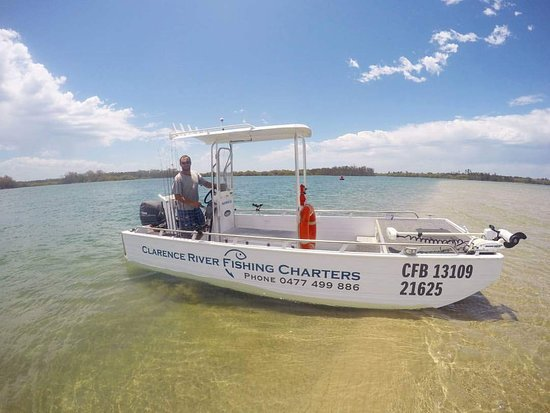 Clarence River Fishing Charters