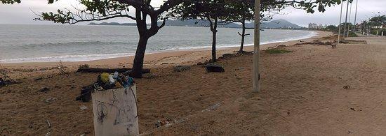 Penha, SC: Praia do Quilombo/SC